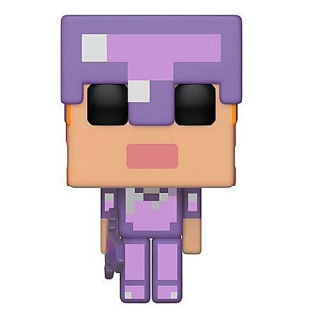 Minecraft - Alex in Enchanted Armour Funko POP! Figur (Exclusive)