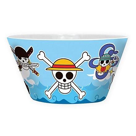 """One Piece - Schale """"Mugiwara Skulls"""""""