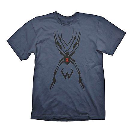 Overwatch - T-Shirt Widowmaker Tattoo