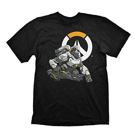 Overwatch - T-Shirt Winston Logo