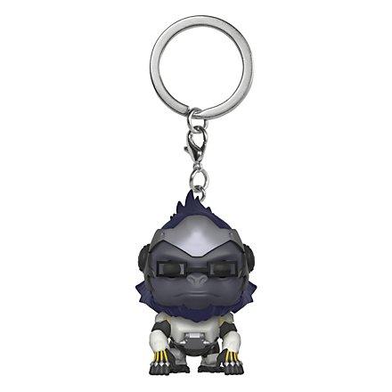 Overwatch - Winston Funko Pocket POP! Schlüsselanhänger