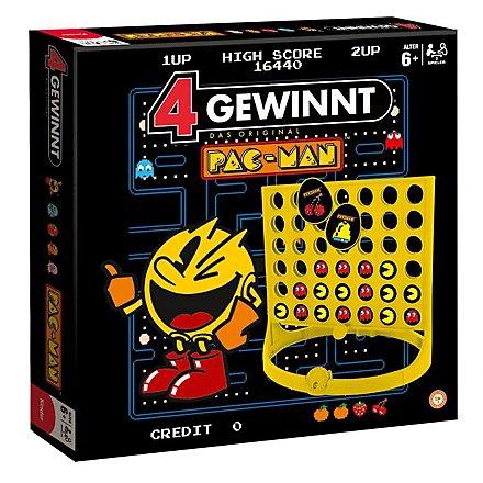 Pac-Man -  Spiel 4 Gewinnt