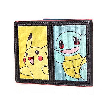 Pokémon - Geldbörse Start-Charaktere Kanto
