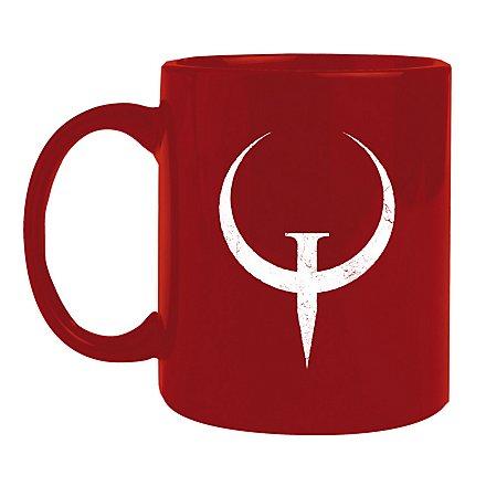 Quake - Champions Tasse Logo