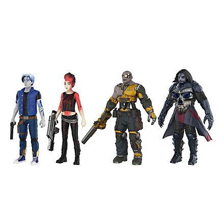 Ready Player One - Ready Player One Actionfiguren 4er-Pack