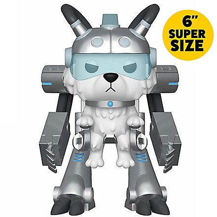 Rick and Morty - Exoskeleton Snowball 6'' Super Size Funko POP! Figur