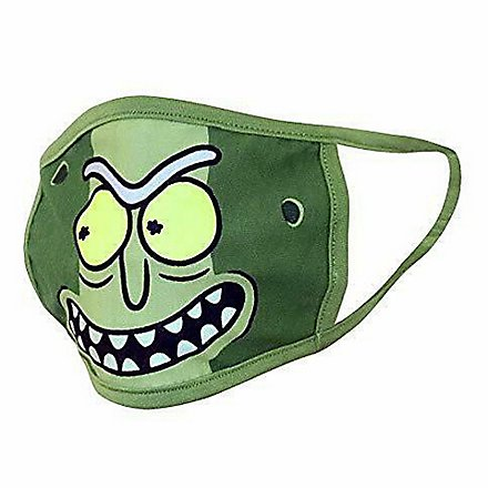Pickle RIck unpainted Rick and Morty fan replica