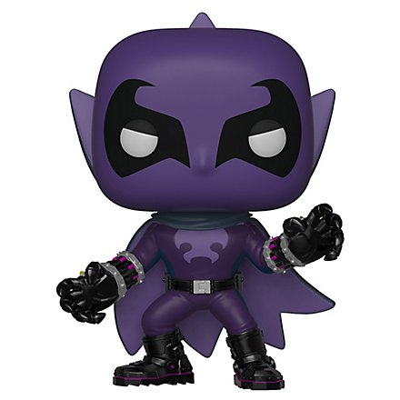 Spider-Man - Into The Spiderverse - Animated Spider-Man - Prowler Funko POP! Wackelkopf Figur
