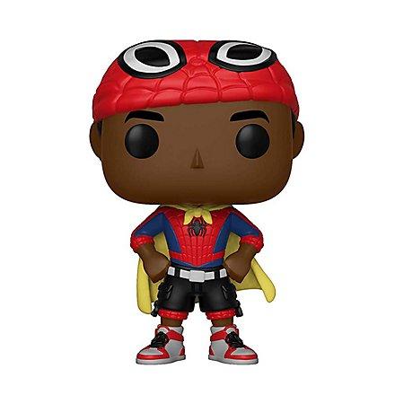 Spider-Man - Into The Spiderverse - Miles Morales Funko POP! Wackelkopf Figur