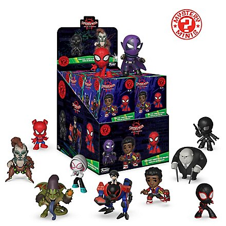Spider-Man - Into The Spiderverse Mystery Mini Blind Box