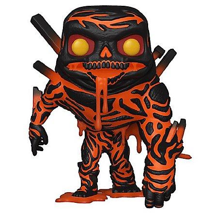 Spider-Man - Molten Man Bobble-Head Funko POP! Figur
