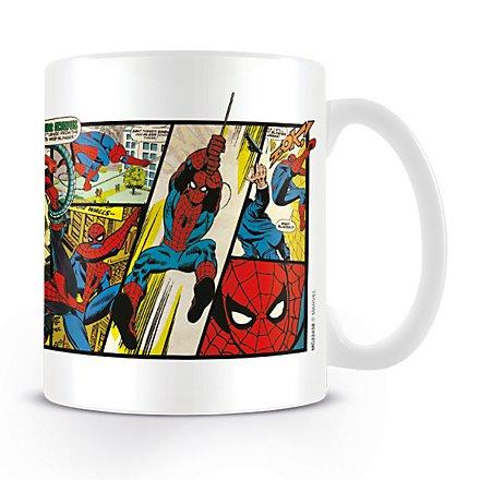 Spider-Man - Tasse Panels