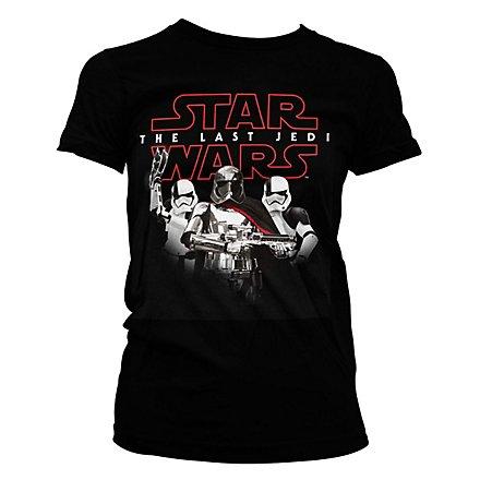 Star Wars 8 - Girlie Shirt Troopers