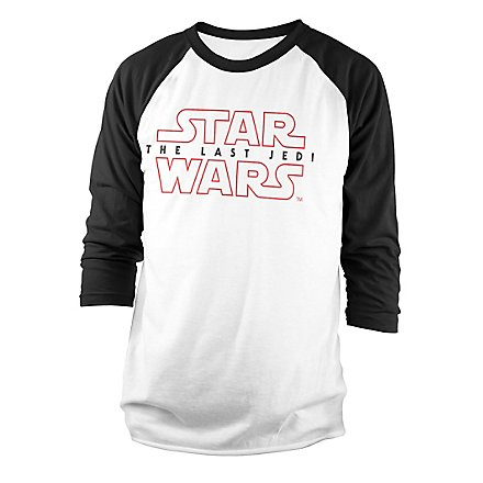 Star Wars 8 - Long Sleeve T-Shirt The Last Jedi Logo