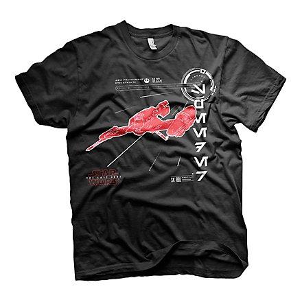 Star Wars 8 - T-Shirt SK RBL