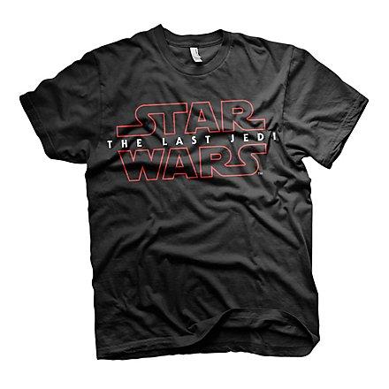 Star Wars 8 - T-Shirt The Last Jedi Logo