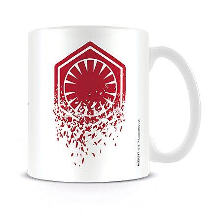 Star Wars 8 - Tasse First Order Symbol