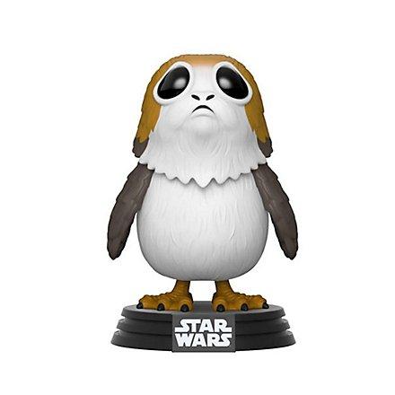 Star Wars 8 - Trauriger Porg Funko POP! Wackelkopf Figur