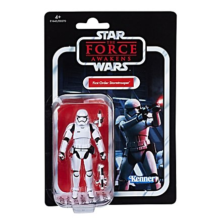 Star Wars - Actionfigur First order Stormtrooper Vintage Collection