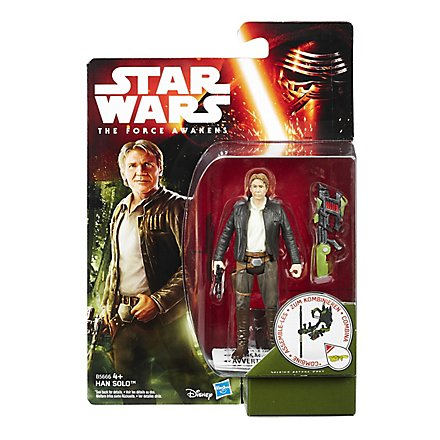 Star Wars Actionfigur Han Solo