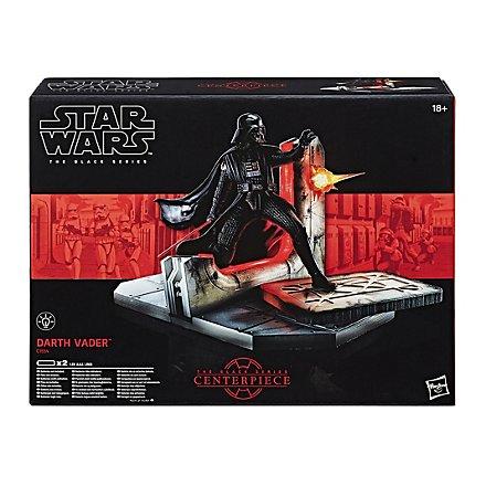 Star Wars - Dekofigur Darth Vader Diorama The Black Series