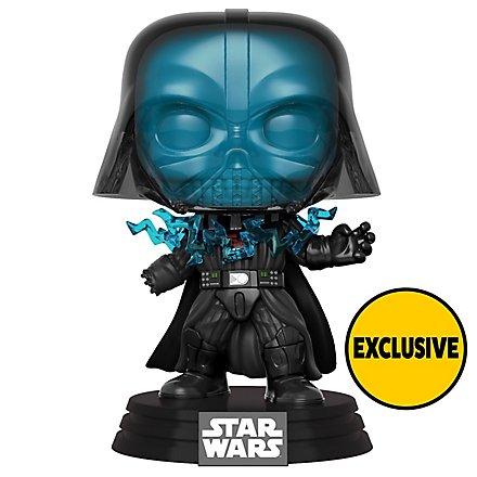 Star Wars - Electrocuted Vader Funko POP! Bobble-Head Figur (Exclusive)