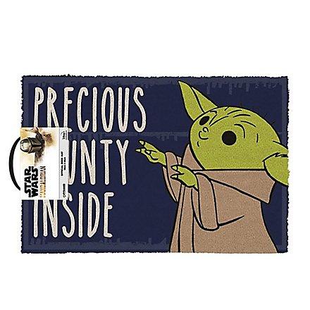"Star Wars - Fußmatte The Mandalorian ""Precious Bounty Inside"""