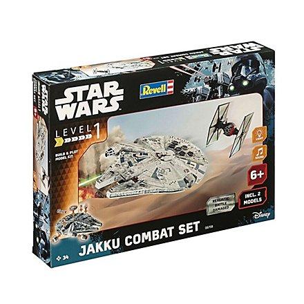 Star Wars - Modellbausatz Jakku Combat Set