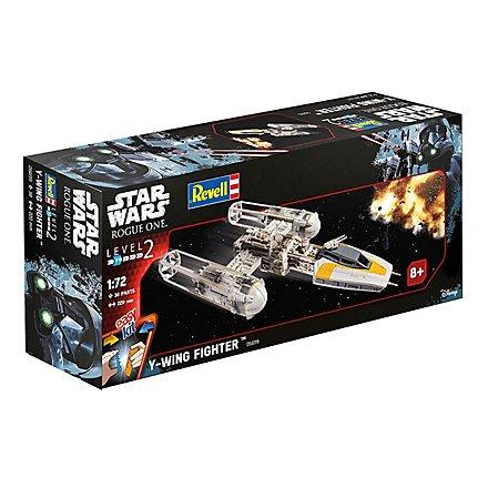 Star Wars - Modellbausatz Y-Wing