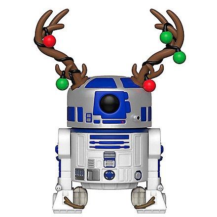 Star Wars - R2-D2 mit Geweih Funko POP! Wackelkopf Figur