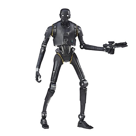 Star Wars: Rogue One - Actionfigur K-2SO Black Series