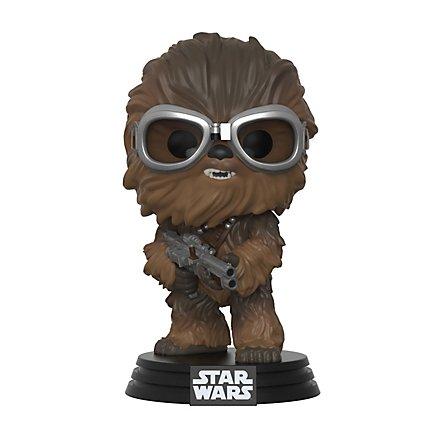 Star Wars: Solo - Chewbacca mit Brille Funko POP! Wackelkopf Figur