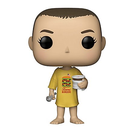 Stranger Things - Eleven in Burger Tee Funko POP! Figur