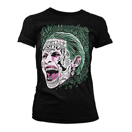 Suicide Squad - Girlie Shirt Joker