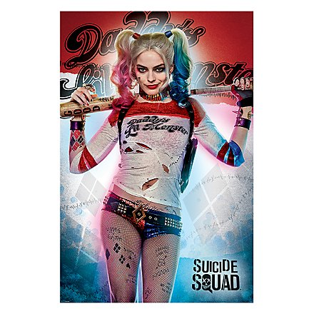 Suicide Squad - Poster Daddy's Lil Monster