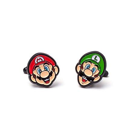 Super Mario - Mario & Luigi Manschettenknöpfe