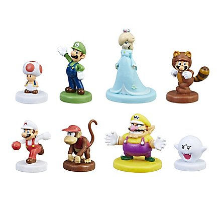 Super Mario - Monopoly Figur Blind Pack Mario Edition