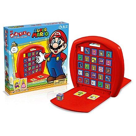 Super Mario - Top Trumps Match