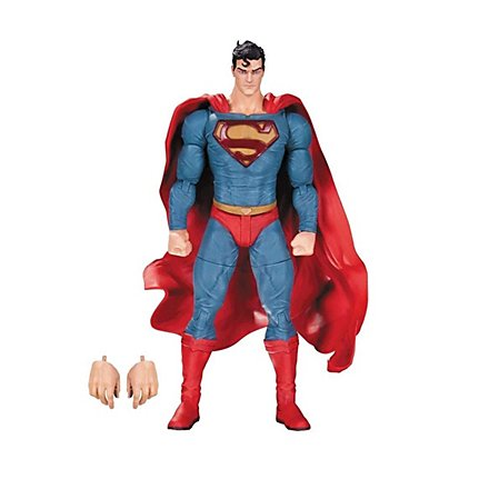 Superman - DC Designer Series Actionfigur Superman