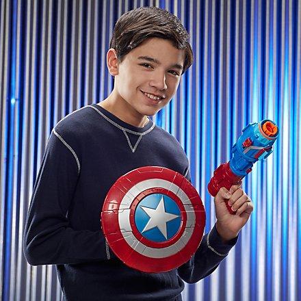 The Avengers: Infinity War - Assembler Gear Captain America