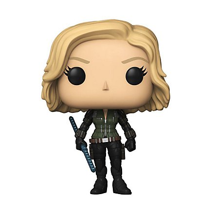 The Avengers - Infinity War Black Widow Funko POP! Figur