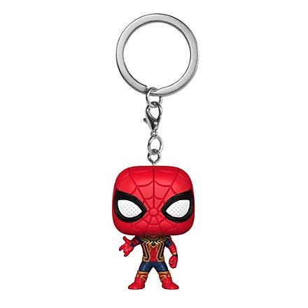 The Avengers - Infinity War Iron Spider Pocket POP! Schlüsselanhänger