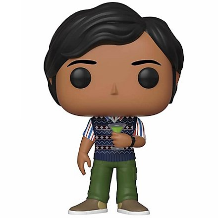 The Big Bang Theory - Raj Funko POP! Figur