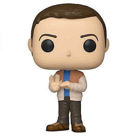 The Big Bang Theory - Sheldon Funko POP! Figur