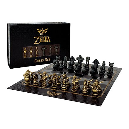 The Legend of Zelda - Schachspiel Collector's Set