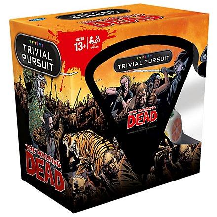 The Walking Dead - Trivial Pursuit Kartenspiel The Walking Dead Comic.