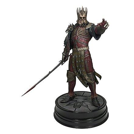 The Witcher - Statue König der Wilden Jagd Eredin
