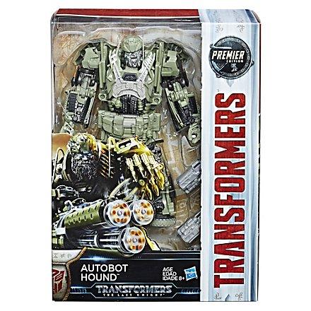 Transformers - Actionfigur Autobot Hound Premier Voyager