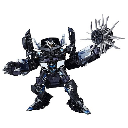 Transformers - Actionfigur Barricade Masterpiece Movie Reihe