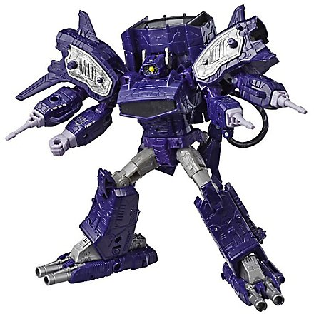 Transformers - Actionfigur Shockwave SG-14 Siege: War for Cybertron Leader Edition